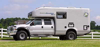 EarthRoamer RV for Sale http://www.hawcreekoutdoors.com/mini003.htm